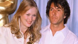Meryl Streep és Dustin Hoffman igazából utálták egymást forgatás alatt