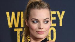 Margot Robbie tényleg behúzott Alexander Skarsgardnak a Tarzan szexjelenetében