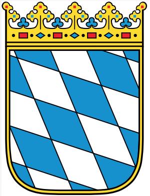 A bajor címer került a két eladó hamis próbarendszámra, pedig a két, illetve három betűvel jelölt helységnevek szerint egyik táblapár sem Bajorországból származik