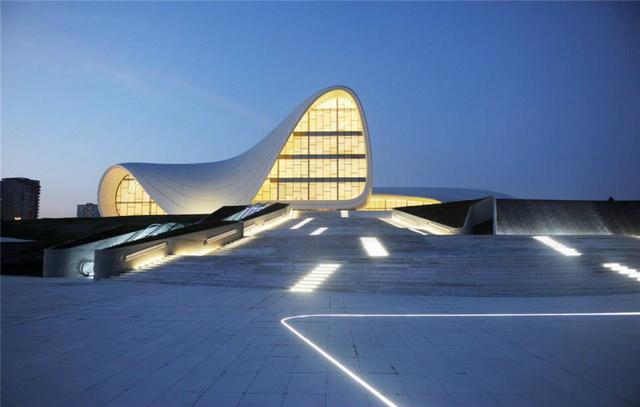 Heydar Aliyev Center (Baku, Azerbajdzsán)