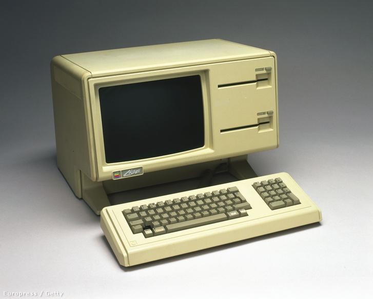 Az Apple Lisa