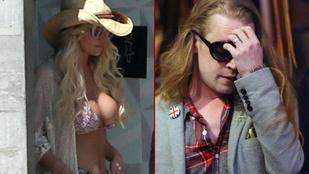 Macaulay Culkint még mindig nem ismerjük fel, Britney Spears tovább bikinizik