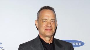 Azonnal szóljon, ha Egerben jár, és látta Tom Hankset!