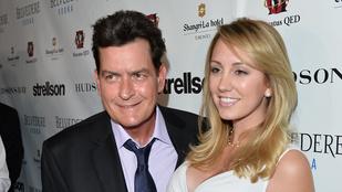 Charlie Sheen nem mehet a pornós exnője közelébe, miután állítólag halálosan megfenyegette