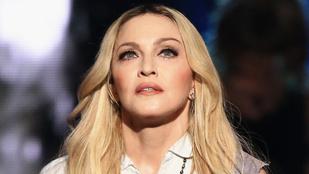 Madonnát leribancozta a fia