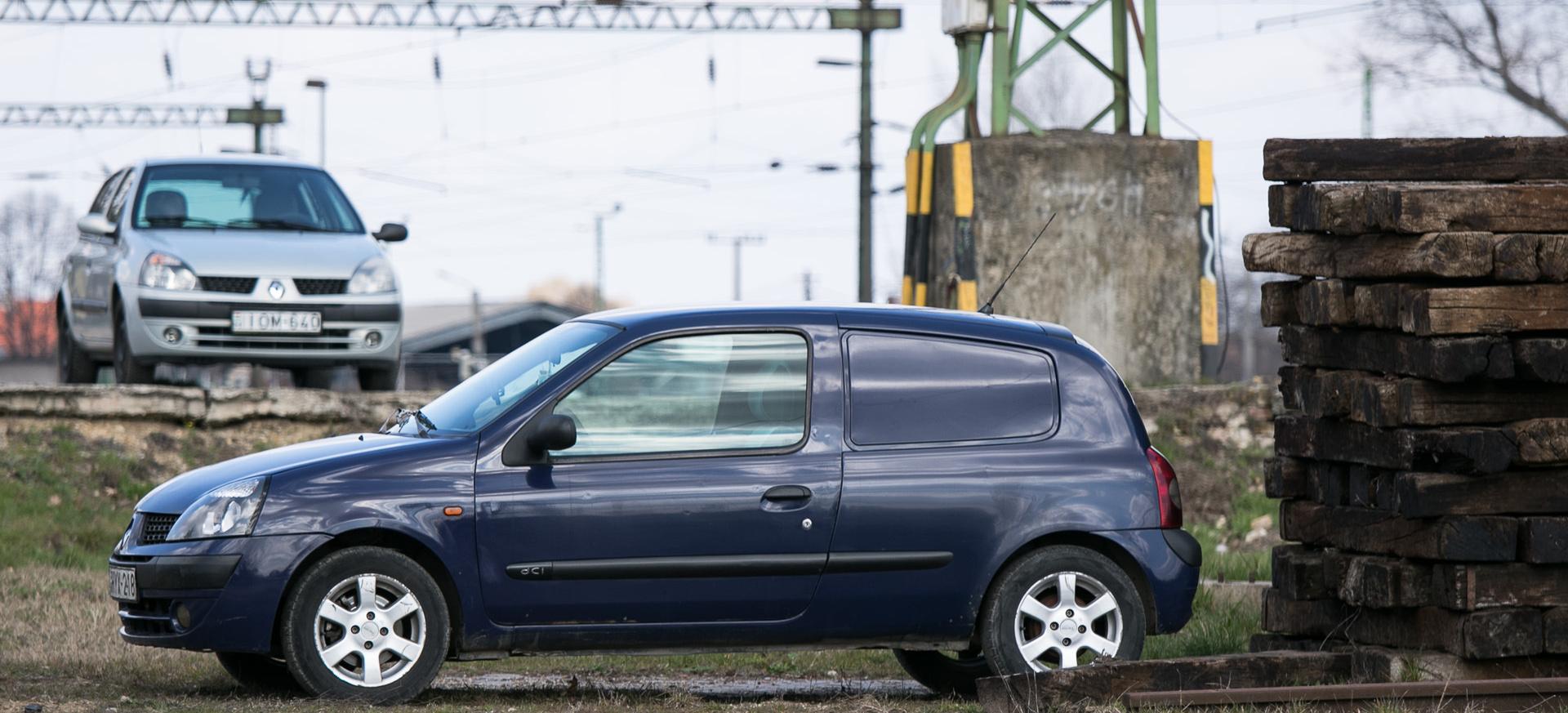 Renault clio 2 milyen olaj