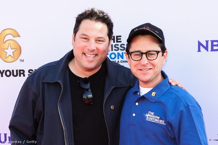 Greg Grunberg és J.J. Abrams