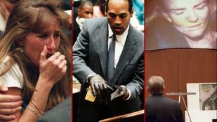 Óriásgaléria O.J. Simpson 21 évvel ezelőtti gyilkossági peréről