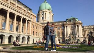 Bréking! Antonio Banderas Budapesten van!!!