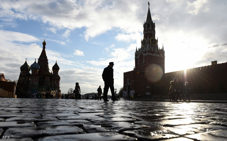 A Kremlnben nem tetszett