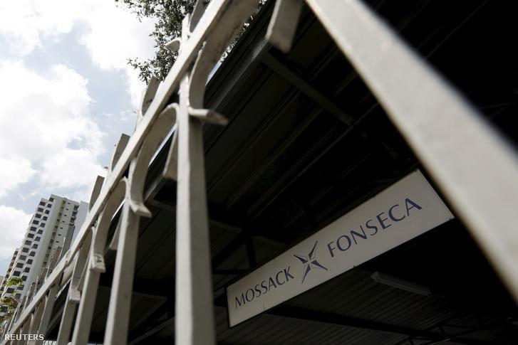 A Mossack Fonseca panamai székhelye.