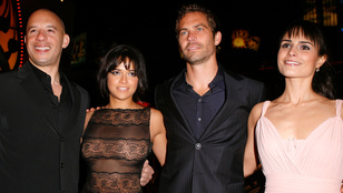 Michelle Rodriguez elmesélte, mennyire megviselte Paul Walker halála