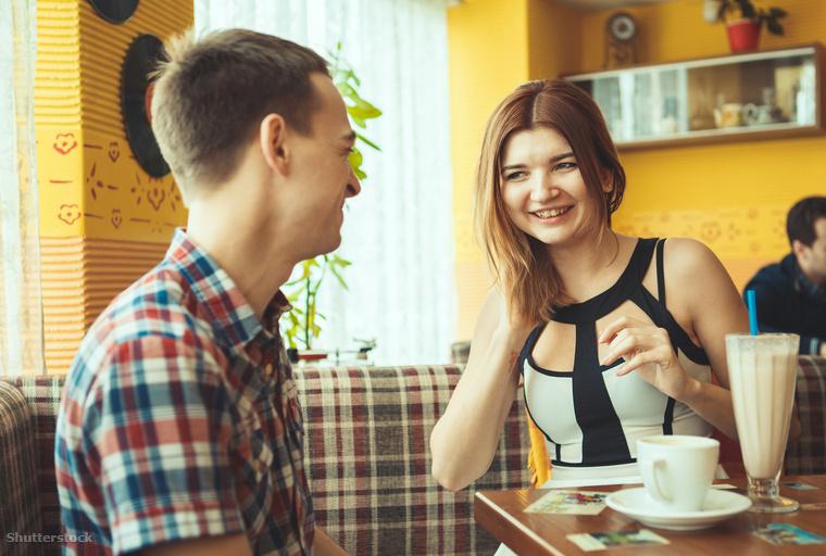 randevúzik valakivel hiperhidrozist