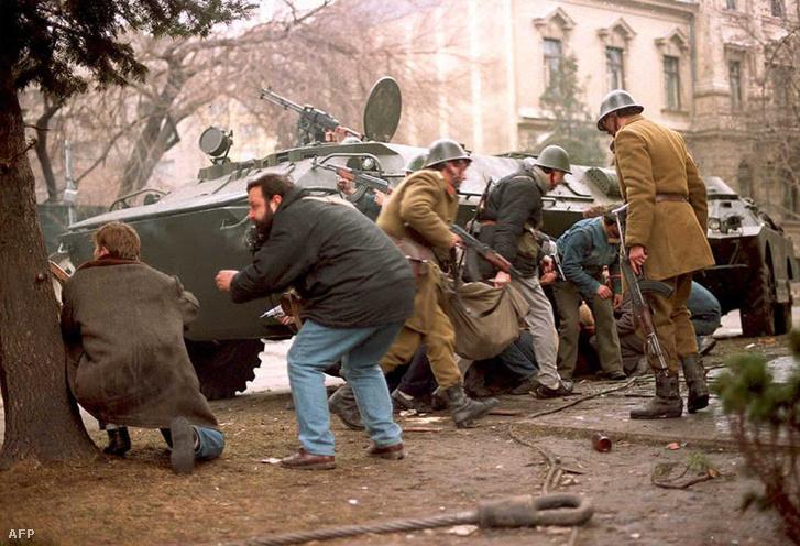 Bukarest, 1989. december 24.