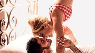 Gigi Hadid komolyan ilyen pózban csókolózik?