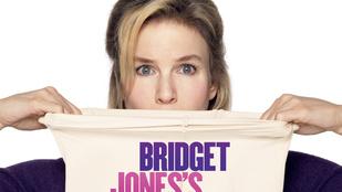 Bridget Jones fél arcát egy gigabugyi rejti a plakáton