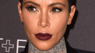 Kim Kardashiannak jó oka van rá, hogy 10 éve savanyú