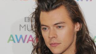 Harry Styles-szal a nagyanyja temetésén akartak szelfizni