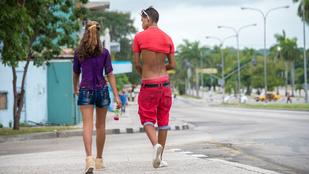 A kubaiak a nők miatt tesznek gyöngyöt a farkukba