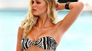 A Victoria's Secret a vézna topmodellt is túlsúlyosnak találta