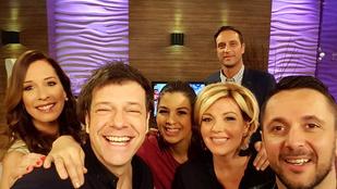A TV2 arcai egymás után posztolják ezt a fotót
