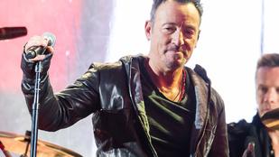 Bruce Springsteen lemondott egy koncertet, hogy kiálljon a transzneműek mellett
