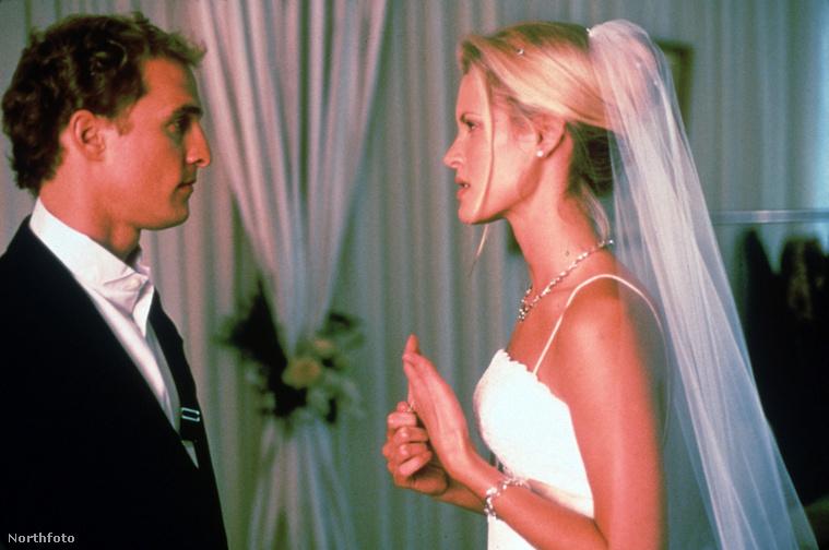 Matthew McConaughey a romantikus vígjátékos korszakában (Szeretném, ha szeretnél)