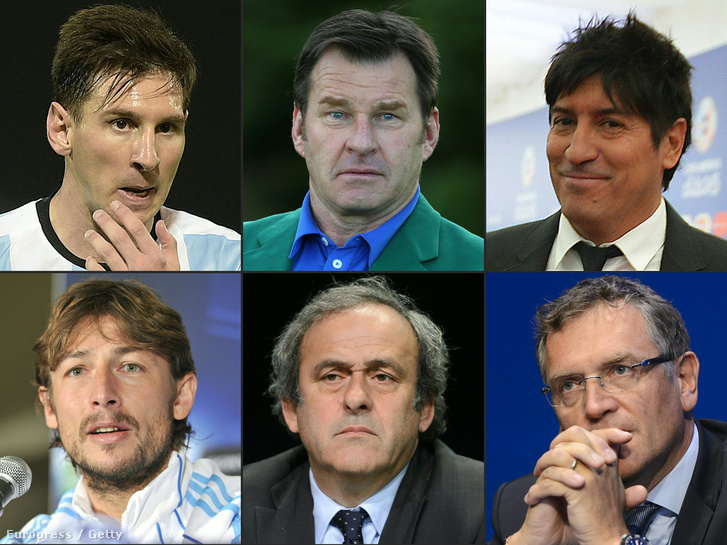 Lionel Messi, Nick Faldo, Ivan Zamorano, Gabriel Heinze, Michel Platini és Jerome Valcke a legismertebb nevek a sportvilág szereplői közül a panama papírokban