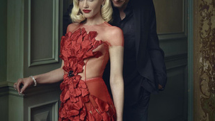 Gwen Stefani és Blake Shelton gusztustalanul romantikusak