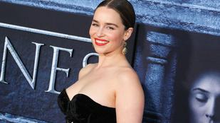 A mai nap csak Emilia Clarke melleiről szólhat