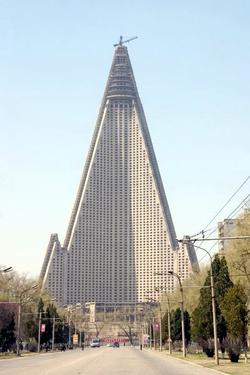 Dprk pyongyang hotel rugen 05 s