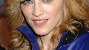 Madonna tisztára Beetlejuice