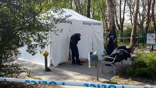 Találtak egy holttestet Rákos-pataknál