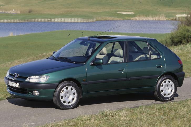 306-os Peugeot