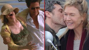Bridget Jones, Darcy, Cleaver és a többiek akkor és most