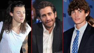 Kvíz: ki az a nő, akivel mindhárom férfi járt?