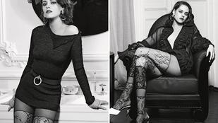 Veszett jól néz ki Kristen Stewart Chanelban