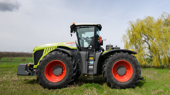 Claas Xerion – 2016.