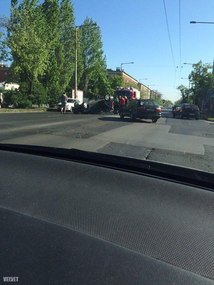 fogarasi úti baleset