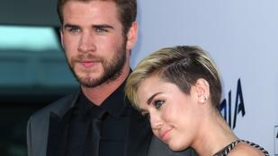 Miley Cyrus és Liam Hemsworth nem is jegyesek
