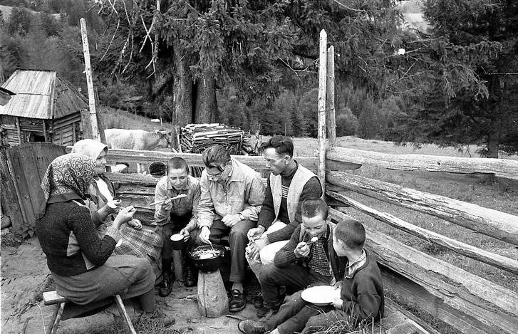 Gyimesközéplok, 1962