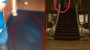 Döntse el ön: a lépcsőző kísértet vagy az ázott kutyaszellem a hihetőbb?