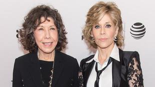 Jane Fonda már megint semmi jelét nem mutatta, hogy lassan 80 éves lesz