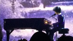 Kényszerkeszállást hajtott végre egy gép Prince miatt