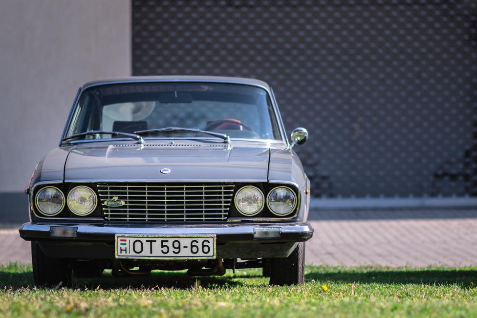 Az autó, amiben nem ciki barna sofőrkesztyűt húzni: Lancia 2000 Coupe. Édesen omlik a nyelven szét a Pininfarina-szó, és az ötsebességes ZF-váltó karjáról mindenki átnyúlna a jobbon ülő Monica Belucci combjára.
