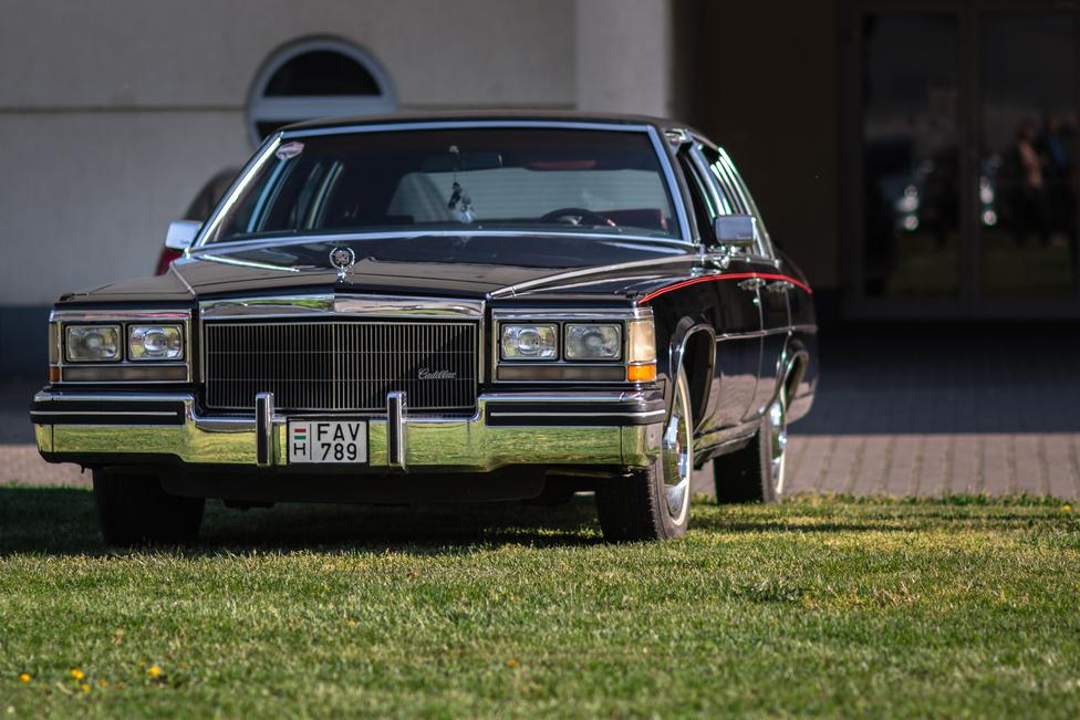 Azért kevés autó mondhatja magáról, hogy egyszerre a harlemi dílerek és a floridai nyugdíjasok kedvence, de ez az 1981-es Cadillac Sedan de Ville talán igen. Én csak örülök, hogy ilyen is feltűnhet néha itthon, két céges Astra között.