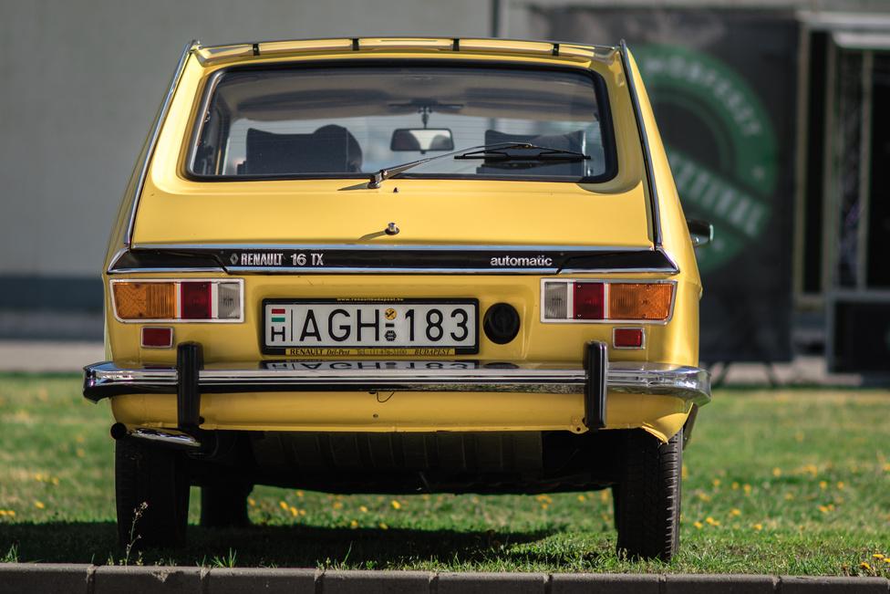 Az autó, ami tönkretette a dinamó-ipart: Renualt 16.