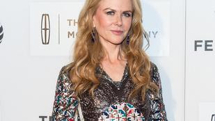Nicole Kidman vékonysága lassan megfogalmazhatatlanná válik