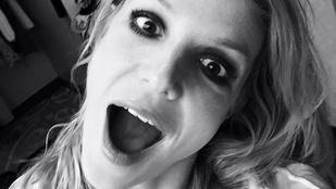 Britney Spears kicsit másképp látja a vasárnapot